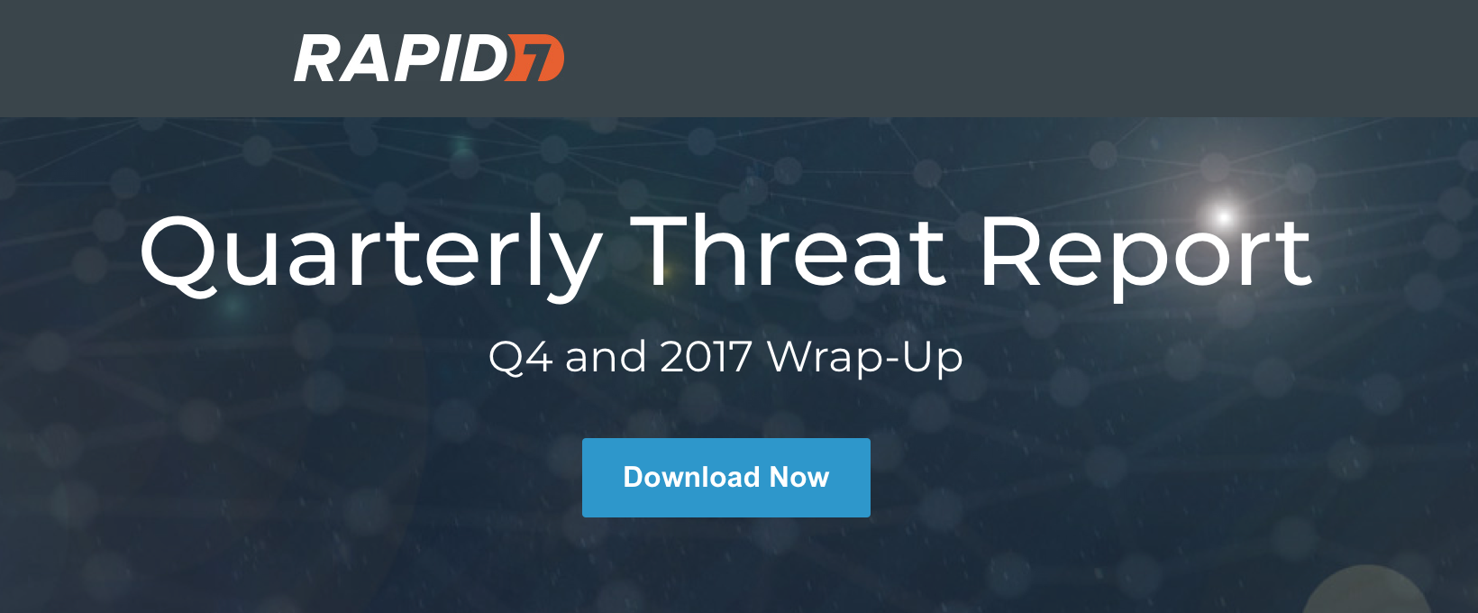 AnkaSAFE_Rapid7_Quarterly Threat Report